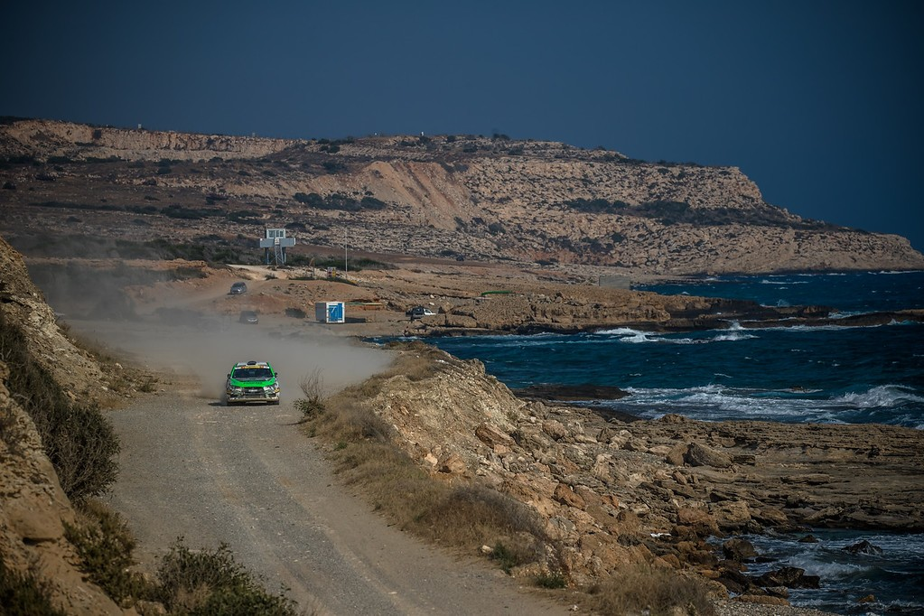 Cyprus Rally: finish without finish