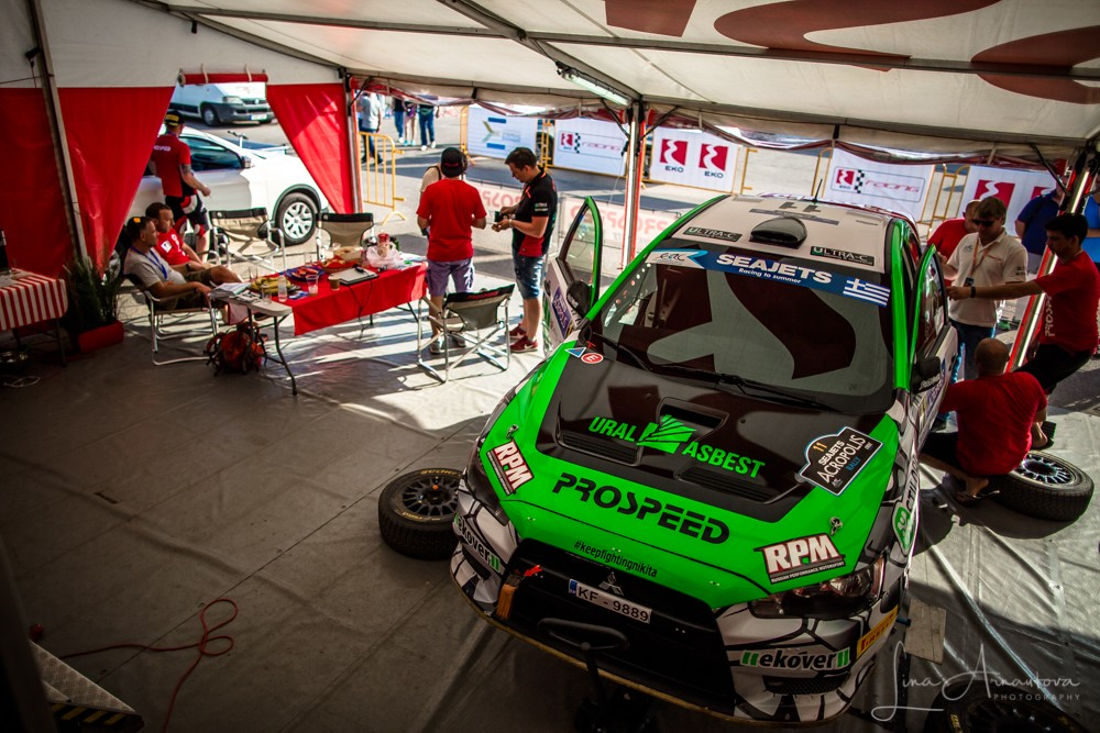 Rally Acropolis confirmed difficult race title