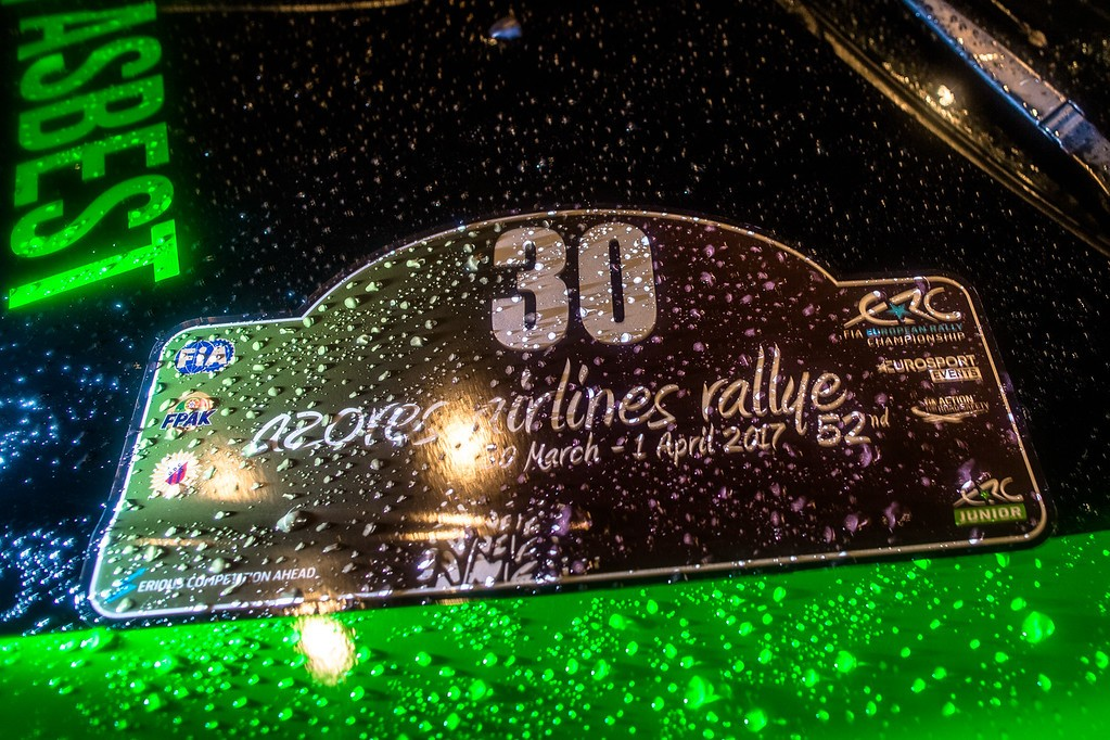 Russians in the ERC – challenging rally in the Azores