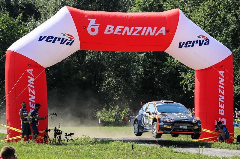 Barum Czech Rally Zlín: есть подиум!