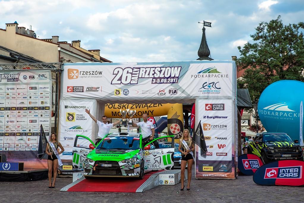 Rajd Rzeszowski: unexpected final!