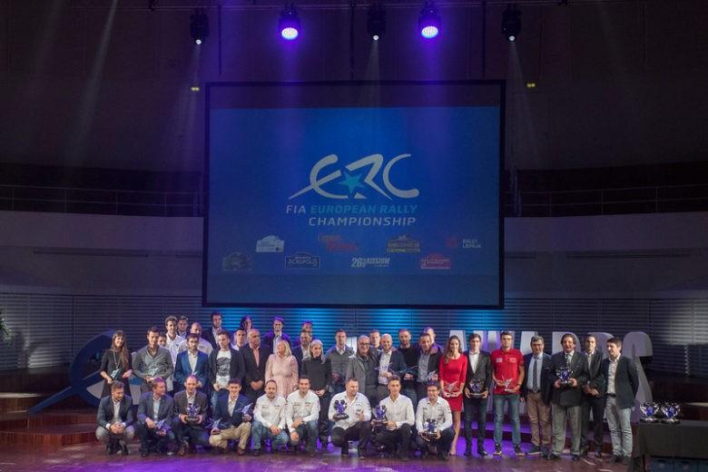 Сезон в чемпионате Европы по ралли завершен