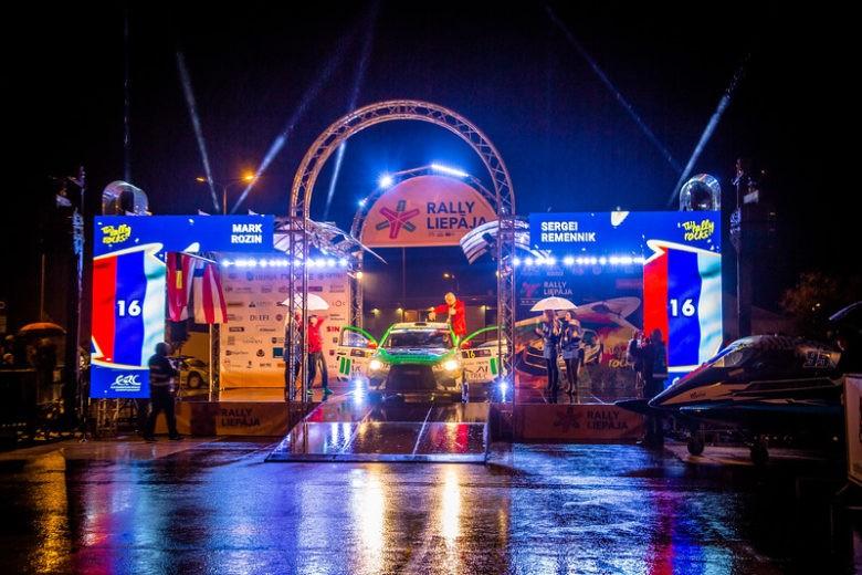 Rally Liepāja, квалификация: время разных сюрпризов