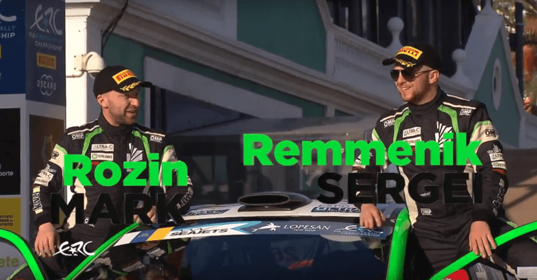 Кинокомпания «Eurosport Events» представляет: Rally Islas Canarias 2018