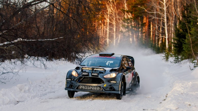 """""""Malachite 2019"""" rally: Russian Performance Motorsport crew tested a prototype car"""