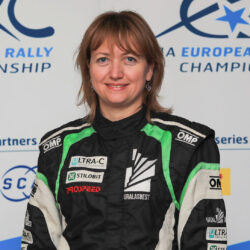 DANILOVA Marina (rus), Russian Performance Portrait during the 2019 European Rally Championship ERC Azores rally,  from March 21 to 23, at Ponta Delgada Portugal - Photo Jorge Cunha / DPPI